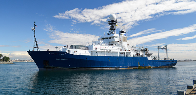 Research vessel Roger Revelle