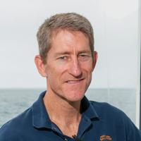 Bruce Appelgate aboard research vessel Sally Ride