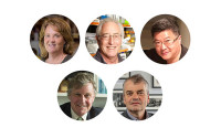 Five National Academy of Sciences Members