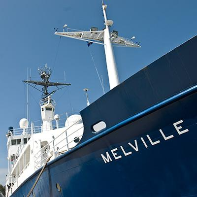 Research vessel Melville