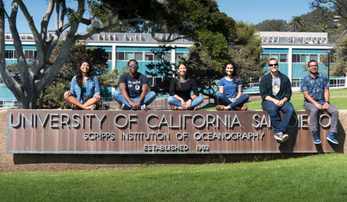 SURF program students who've returned as graduate students.