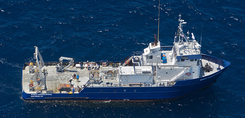 Research vessel Robert Gordon Sproul