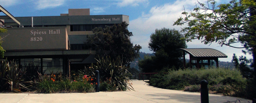 Spiess Hall and Nierenberg Hall