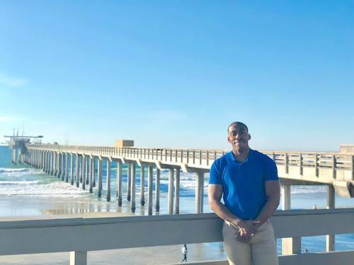 Scripps PhD Student, SURF Mentor and Alumni 2017 Jeramy Dedrick