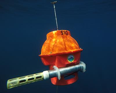 A Deep Argo float built at Scripps Oceanography