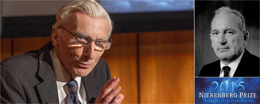 Lord Martin Rees speaks