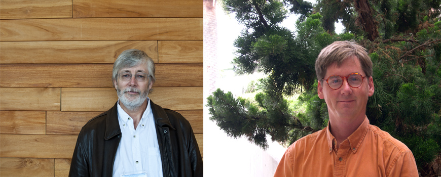 Michael Dettinger (left) and Ralph Keeling named AGU fellows