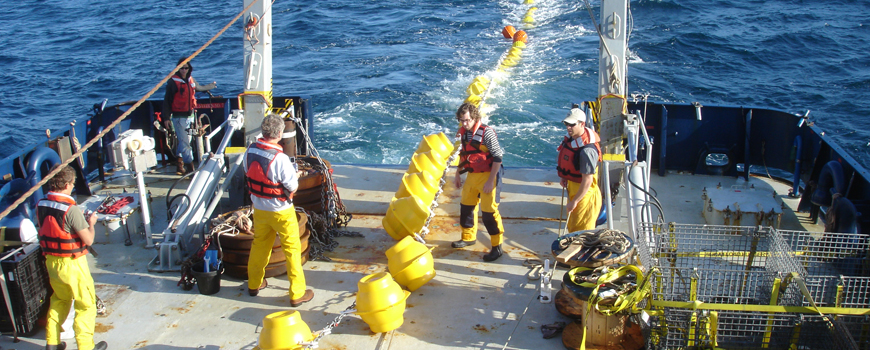 Instruments Now Relaying Vital Info about California's Ocean Environment