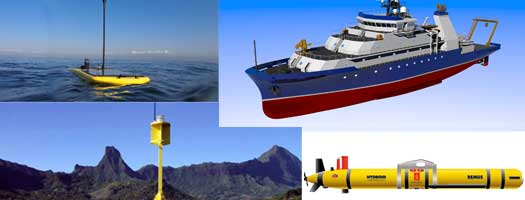 Defense Funding Awarded to Four Scripps Oceanography Researchers