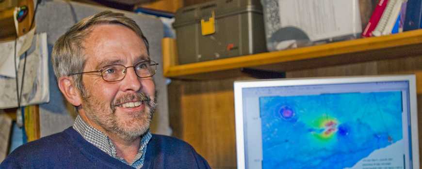 Scripps Professor Named 2008 American Academy of Arts and Sciences Fellow