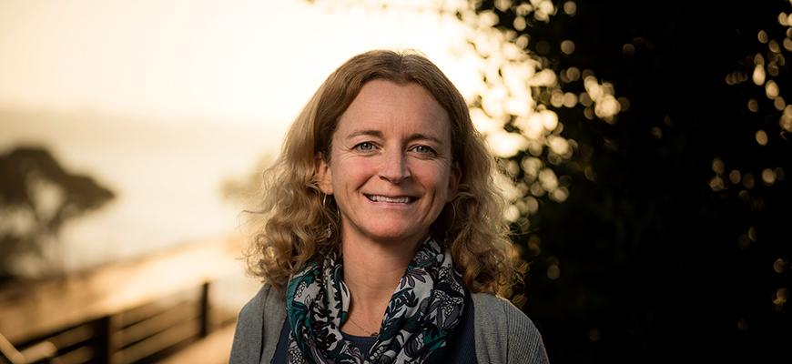 Helen Amanda Fricker. Photo: Erik Jepsen/UC San Diego