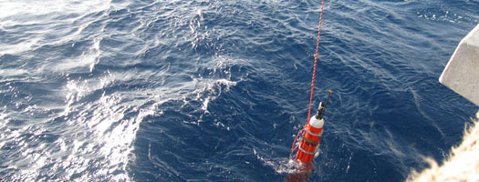 Scripps/NASA Demonstrate Novel Ocean-Powered Underwater Vehicle