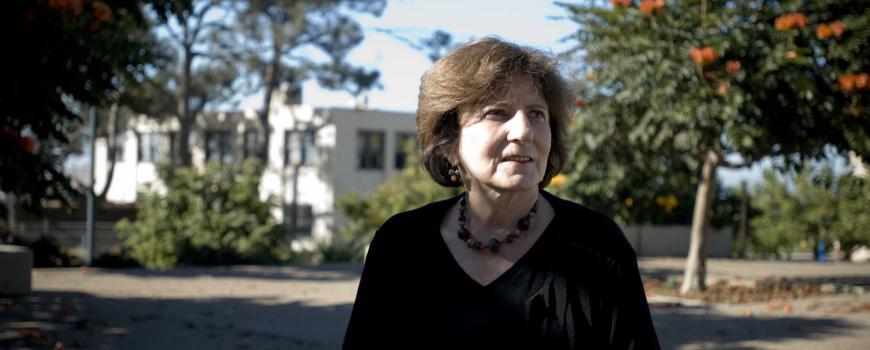 Distinguished Professor Miriam Kastner