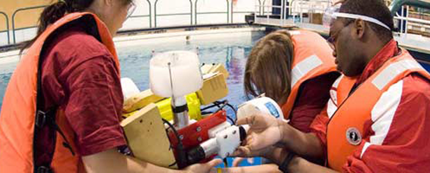 MEDIA ADVISORY The MATE Center and Scripps Oceanography Host Underwater Robot Competition