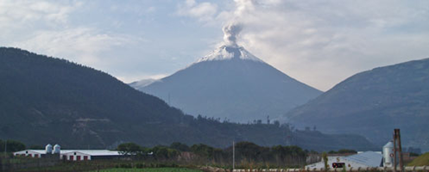 Study Compares Sound from Exploding Volcanoes with Jet Engines