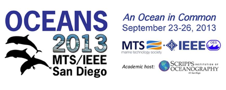 Oceans 2013 banner