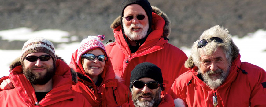 Research Highlight: Extremophiles Unite!