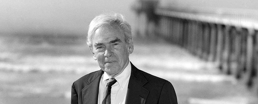 Former Scripps Director Edward A. Frieman