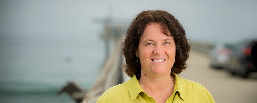 Kimberly Prather. Photo: Erik Jepsen/UC San Diego Publications