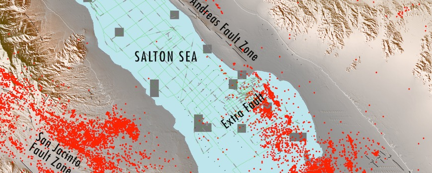 Research Highlight The Shaky Future Of The Salton Sea Scripps - Salton sea on us map