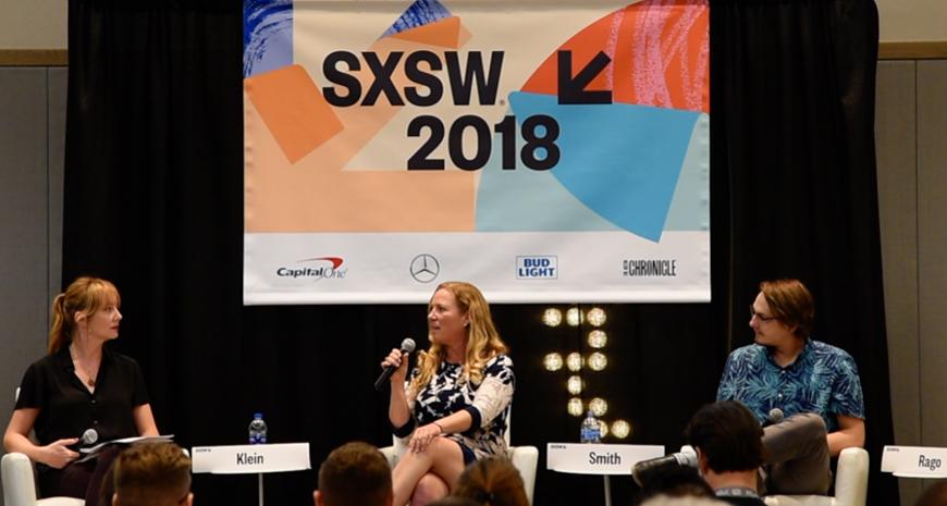 SXSW panelists