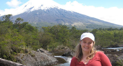 Scripps Geology Graduate Student Honored for Teaching