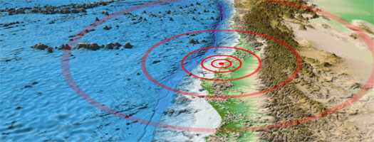 Scripps Oceanography Dispatches Rapid Response Exploration of Chile Earthquake Site