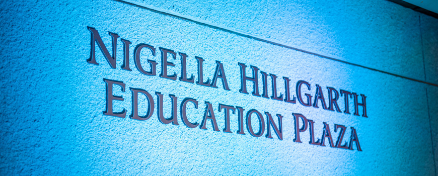 Nigella Hillgarth Education Plaza