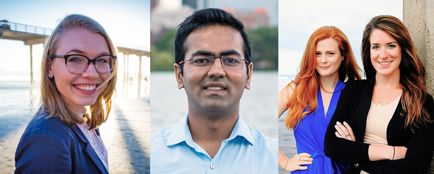 Forbes 30 Under 30 honorees