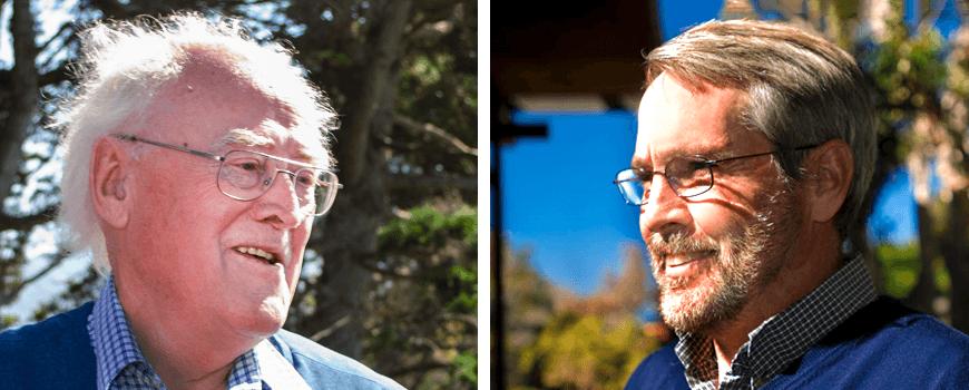Joris Gieskes and David Sandwell