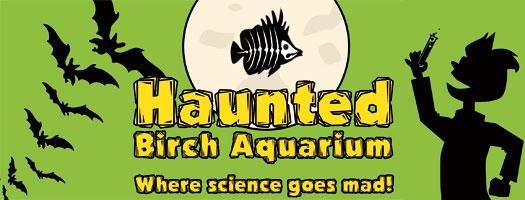 Enjoy Oceans of Halloween Fun at Birch Aquarium at Scripps