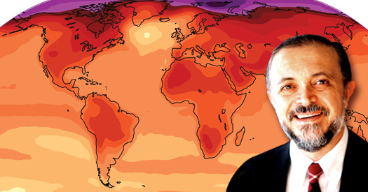 Scripps Chemistry Professor Named as Member of IPCC Review Committee