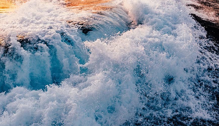 Southern Ocean image by San Nguyen.