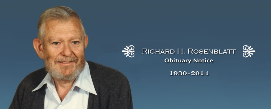 Richard Rosenblatt