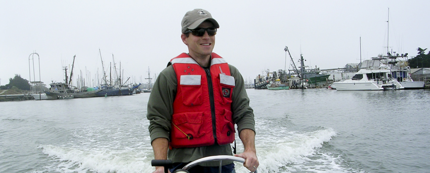 New Scripps Professor of Marine Chemistry
