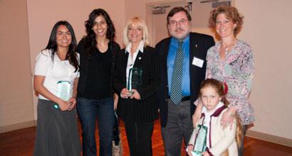 Diversity Awards at Scripps