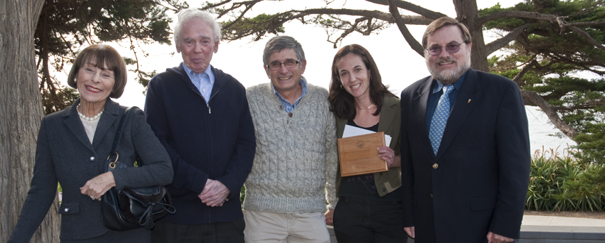 Bright Future for Historical Marine Ecologist