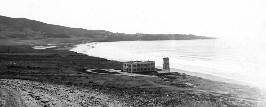 Built in 1910, George H. Scripps Memorial Marine Biological Laboratory is the oldest building on the UC San Diego campus.