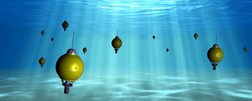 Scripps Scientists to Develop 'Swarms' of Miniature Robotic Ocean Explorers