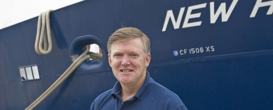 Scripps Names New Marine Superintendent