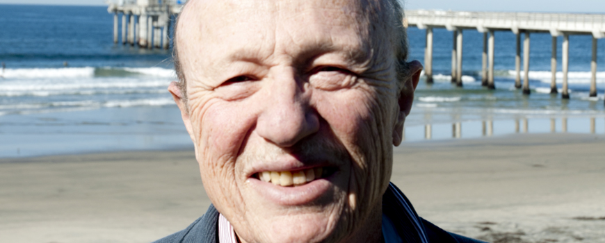 Highest Award Given to Scripps Oceanographer