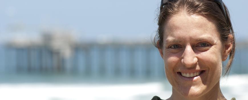 Scripps Postdoc Named as National Geographic Emerging Explorer
