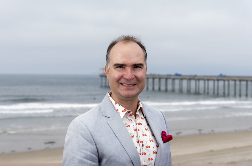 Patrick M. Callaghan has been hired as the new assistant vice chancellor at Scripps Institution of Oceanography.