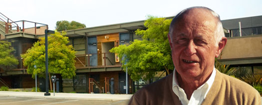 Scripps Oceanography Building Honors Late, Legendary Oceanographer Fred Spiess