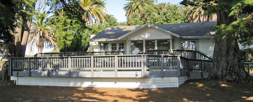 Martin Johnson House at Scripps Institution of Oceanography