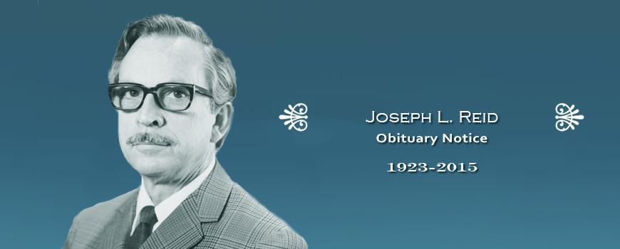 Joseph L. Reid