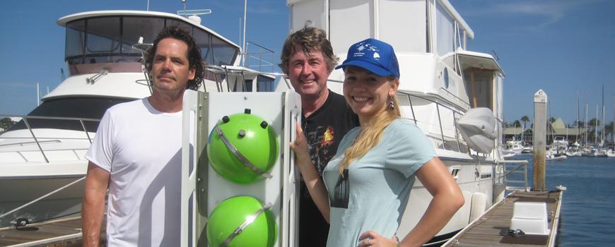 Rodney Moll, Kevin Hardy, Natalya Gallo
