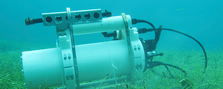 SeapHOx instruments developed by Scripps scientist Todd Martz observe conditions related to ocean acidification
