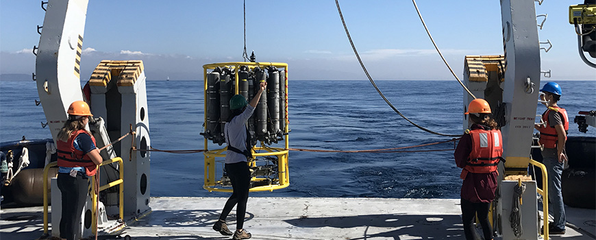 Oceanic and Atmospheric Sciences Among New Majors Offered at UC San Diego