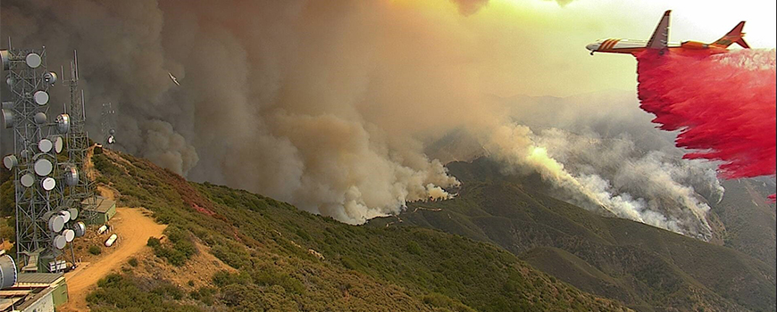 Seventy High-Tech Cameras Installed in Southern California Provide Eyes on Fire Prone Areas